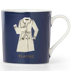 "Kate Spade Things We Love ""Classic"" Mug"